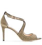 Jimmy Choo Emily 85 sandals - women - Leather - 36