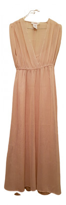 Jucca Pink Polyester Dresses
