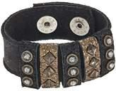 Leather Rock Chelsea Bracelet Bracelet