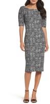 Maggy London Women's Bate Midi Dress