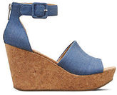 Kenneth Cole Sole Quest Cork Wedge