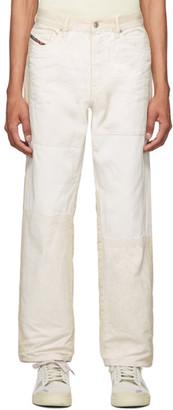Diesel Off-White D-Macs-SP1 Jeans