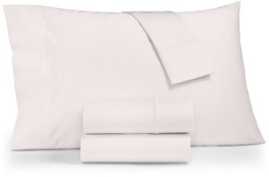 Sunham Fairfield Square Collection Waverly Cotton 450-Thread Count 4-Pc. Twin Sheet Set Bedding