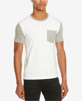 Kenneth Cole Reaction Men's Colorblocked Pocket T-Shirt