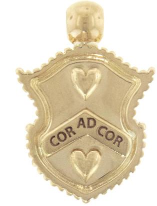 Foundrae Cor Ad Cor Coin Edge Crest