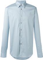 Jil Sander plain shirt - men - Cotton/Polyamide/Spandex/Elastane - 40