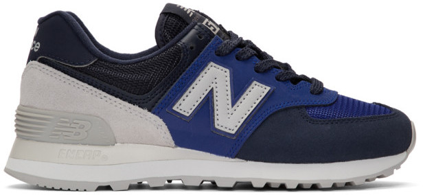 New Balance Blue Women's Sneakers ShopStyle