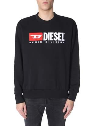 "Diesel s-crew-division"" sweatshirt"