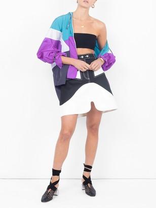 Ellery Color Block Skirt
