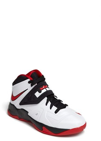 Nike 'LeBron Zoom Soldier VII' Basketball Shoe (Big Kid)