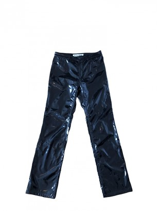 Ottolinger Black Trousers for Women