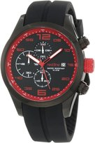 Redline Red Line Men's 50042-BB-01RD Stealth Chronograph Silicone Watch