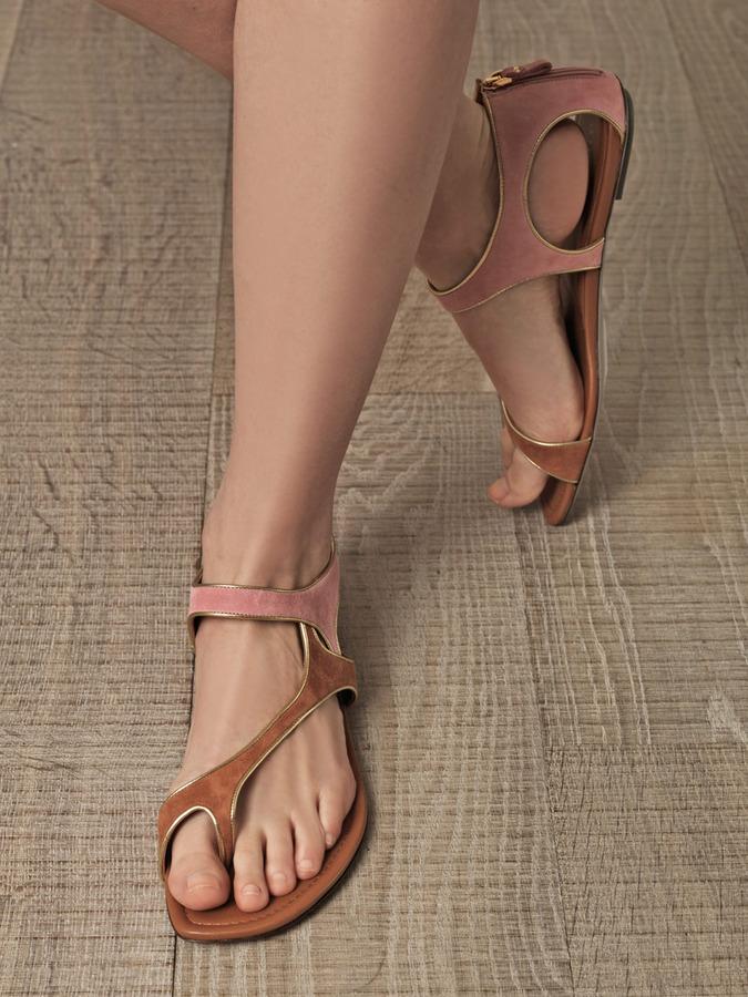 Sergio Rossi Glene suede sandals