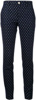 Gucci floral print trousers - women - Cotton/Polyester/Viscose/Wool - 38