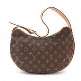 Louis Vuitton very good (VG Monogram Canvas Croissant MM Bag