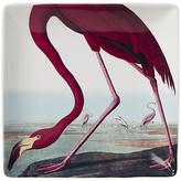 Magpie Flamingo Trinket Tray, Pink/White