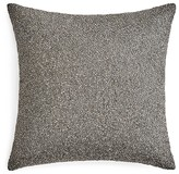 "Hudson Park Luxe Greenwich Allover Beaded Pillow, 18"" x 18"" - 100% Exclusive"