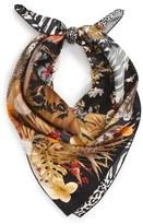 Salvatore Ferragamo Women's Print Square Silk Scarf