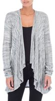 B Collection by Bobeau Space Dyed Knit Cardigan