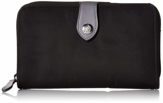 Vera Bradley Women's Midtown Snaptab Wallet with RFID Protection