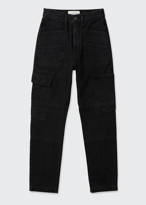 SLVRLAKE Savior High-Rise Utility Jeans