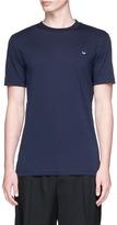 McQ by Alexander McQueen Swallow skull appliqué T-shirt