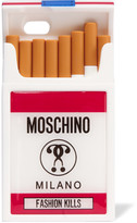 Moschino Silicone Iphone 6 Case - White