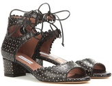 Tabitha Simmons Tallulah 40 Perforated Leather Sandals