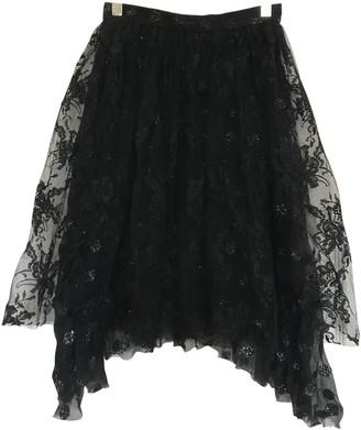 Meadham Kirchhoff Black Skirt for Women