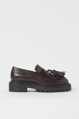H&M Loafers - Red