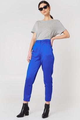 Rut & Circle Rut&Circle Ginny Shiny Pant Blue