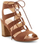 Restricted Kiko Lace-Up Cage Sandal