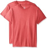 Hanes Men's Short Sleeve X-Temp W/ FreshIQ T-Shirt 2-Pack