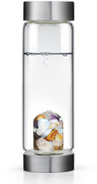 Gem Water by VitaJuwel Five Elements Glass Bottle