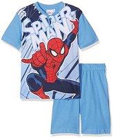 Marvel Boy's 15840forwardslash10AZ Pyjama Set