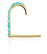 SMITH + MARA Turquoise Suspender Earring