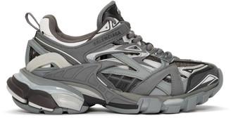 Balenciaga Grey Track.2 Sneakers