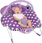 Sassy Cuddle Bug Bouncer, Violet Butterfly by
