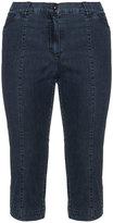 KJ Clothing Brand Plus Size Betty capri jeans