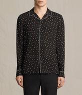 Allsaints Trefoil Pajama Shirt