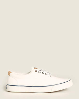 Sperry Off-White Striper II CVO Low-Top Sneakers