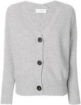 Zanone V-neck button cardigan
