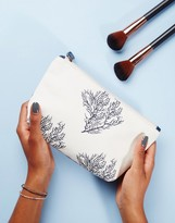 Pia Rossini Printed Summer Makeup Bag
