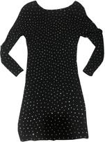 Jimmy Choo For H&M For H&m Black Glitter Dress for Women