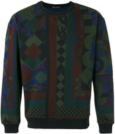 Versace printed sweatshirt - men - Cotton - S