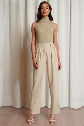 Emma Ellingsen X NA-KD Oversized Suit Pants
