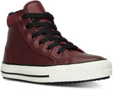 Converse Little Boys' Chuck Taylor All Star Boot PC Casual Sneakers from Finish Line