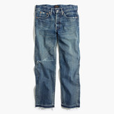 Madewell Chimala® Ankle Jeans with Rip and Repair