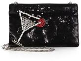 Prada Sequin Cocktail Pochette