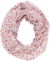Charlotte Russe Floral Print Infinity Scarf
